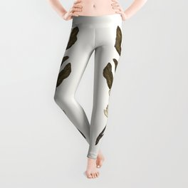 Magnolias Branch Leggings