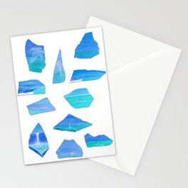 Journey in Shambhala / Voyage en Shamballa Stationery Cards