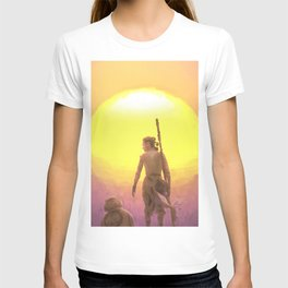 Rey Awakens T-shirt