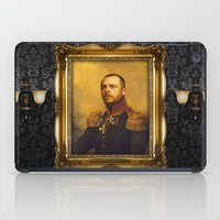 replaceface iPad Cases featuring Simon Pegg - replaceface by replaceface