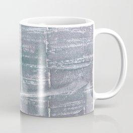 Roman silver abstract watercolor Coffee Mug