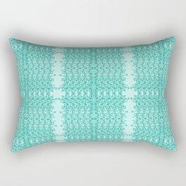 Lacy Wave ~ FUN•tastic Ocean's Line Rectangular Pillow