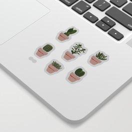 Cacti & Succulents Sticker