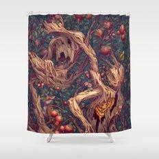 Tree People Shower Curtain