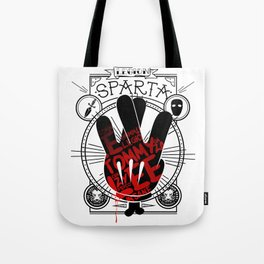 SPARTA Tote Bag