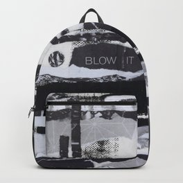 Blow-it Backpack