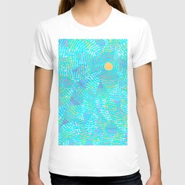 dotted sky T-shirt