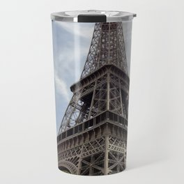 Eiffel Tower Paris Travel Mug