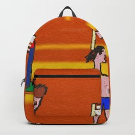 Beach volley Backpack
