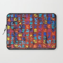 Abstract - The Truth in the Ashes Laptop Sleeve