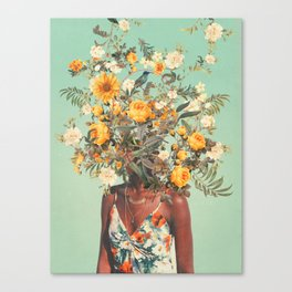 You Loved me a Thousand Summers ago Canvas Print