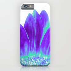Sunflower Bright Violet & Mint Green Slim Case iPhone 6s
