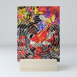 Koi of Greece Mini Art Print