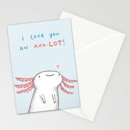 Lotl Love Stationery Cards