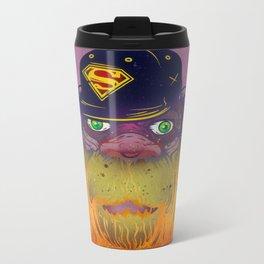 Super Squatch Metal Travel Mug