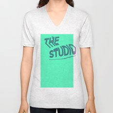 The studio #4 Unisex V-Neck