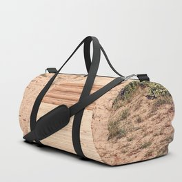 A Beautiful Spring Day at the Beach Duffle Bag