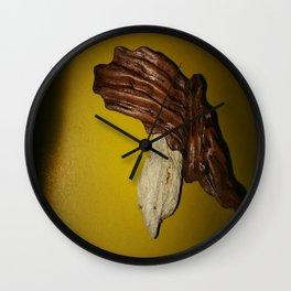 "Bijoux Makooloka ""l'envolée du cheval rouge"" Wall Clock"