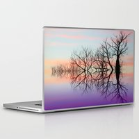 skyline Laptop & iPad Skins featuring Skyline by Shalisa Photography