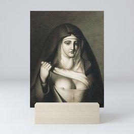 The Awful Disclosures of Maria Monk Mini Art Print