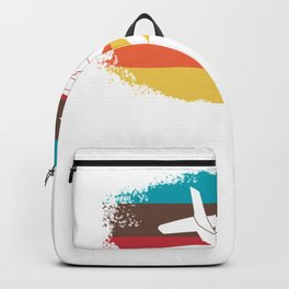 It's All Fun And Game Until The Battery Dies Design Backpack