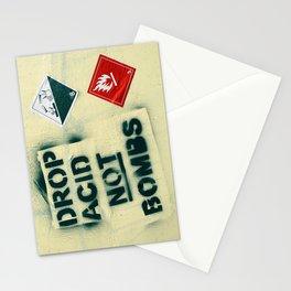 Alternative Pacifism Stationery Cards