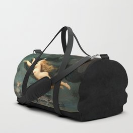 """""""Fly me to the moon"""" Duffle Bag"""