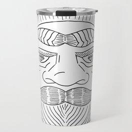 Hairy Sailor Travel Mug