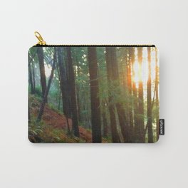 Talking To The Trees Carry-All Pouch