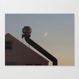 Moon Roof Canvas Print