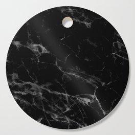 Black Marble Cutting Board