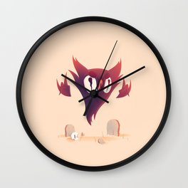 Haunter Wall Clock