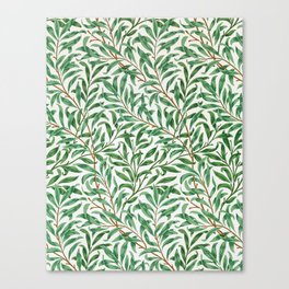William Morris - Willow Bough - Digital Remastered Edition Canvas Print