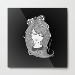 Karen Metal Print