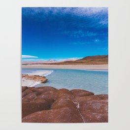 Piedras Rojas (Red Rocks), San Pedro de Atacama Desert, Chile 3 Poster