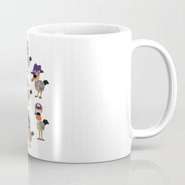 Super Spot-Billed Duck Troops Coffee Mug