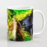 rasta Mugs featuring Rasta  by gypsykissphotography