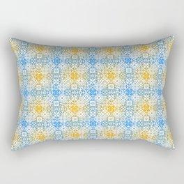 Greek pattern #16 Rectangular Pillow
