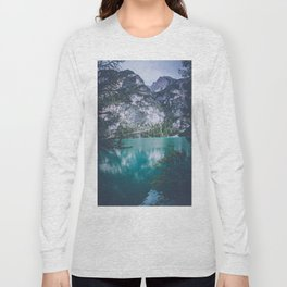 Peer Through Long Sleeve T-shirt