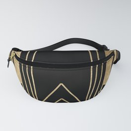 Art deco design Fanny Pack
