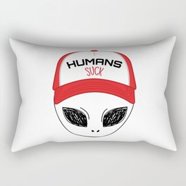 Let's play baseball Rectangular Pillow
