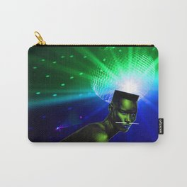 "Grace Jones ""Remixed"" Carry-All Pouch"