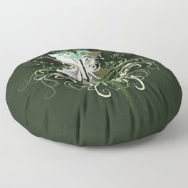 GreenMan Floor Pillow