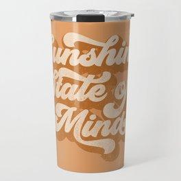 Sunshine State Of Mind Travel Mug