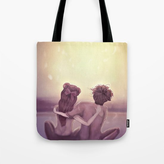 THE LOUDEST SOUND Tote Bag