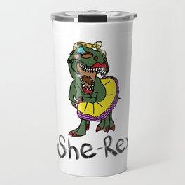 She Rex Travel Mug
