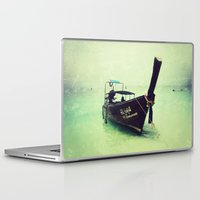 thailand Laptop & iPad Skins featuring Thailand Sprit by LightCircle