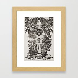 The Kingdom Framed Art Print