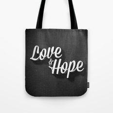Love & Hope Tote Bag