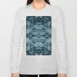 Project 69.1 - Abstract Photomontage Long Sleeve T-shirt